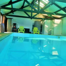 espace détente - Chambre d'hôtes - Saint-Hilaire-Cottes
