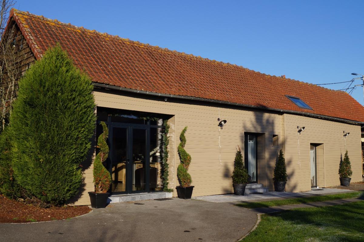 Les chambres de saint hilaire chambre rez de jardin avec piscine chauff e et couverte chambre - Chambre d hote talmont saint hilaire ...