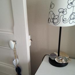 espace séjour/salon - Location de vacances - Wimereux
