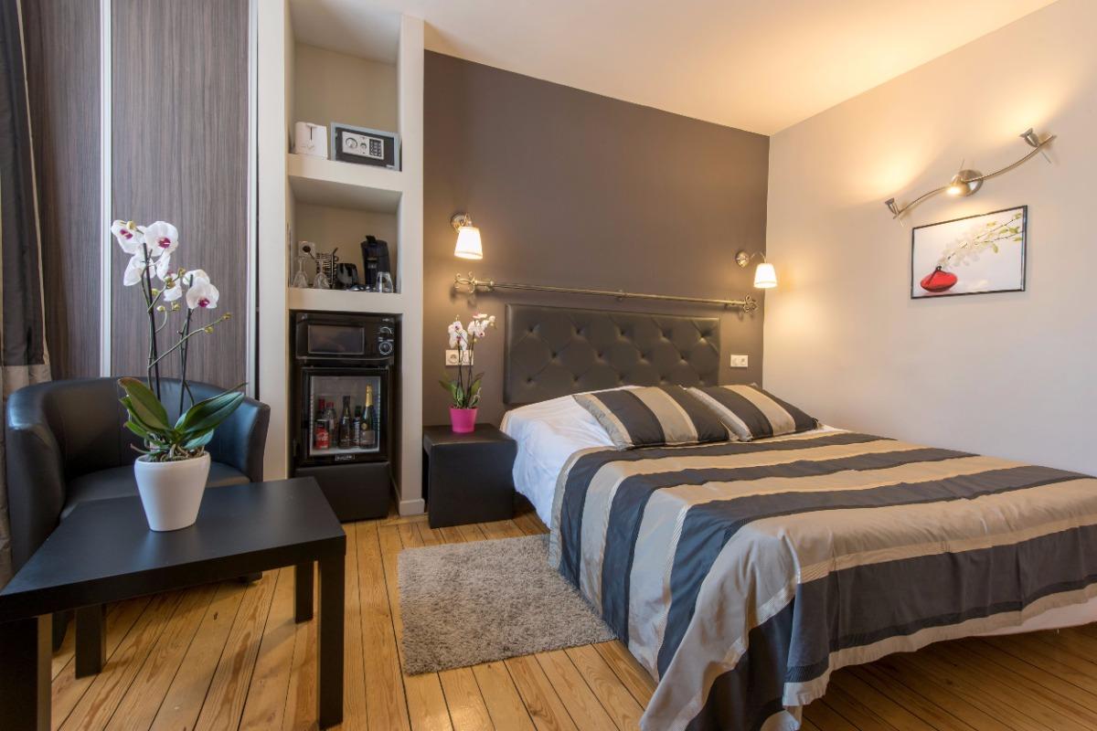 Villa louvre lens chambre picasso chambres d 39 h te for Chambre hote 62