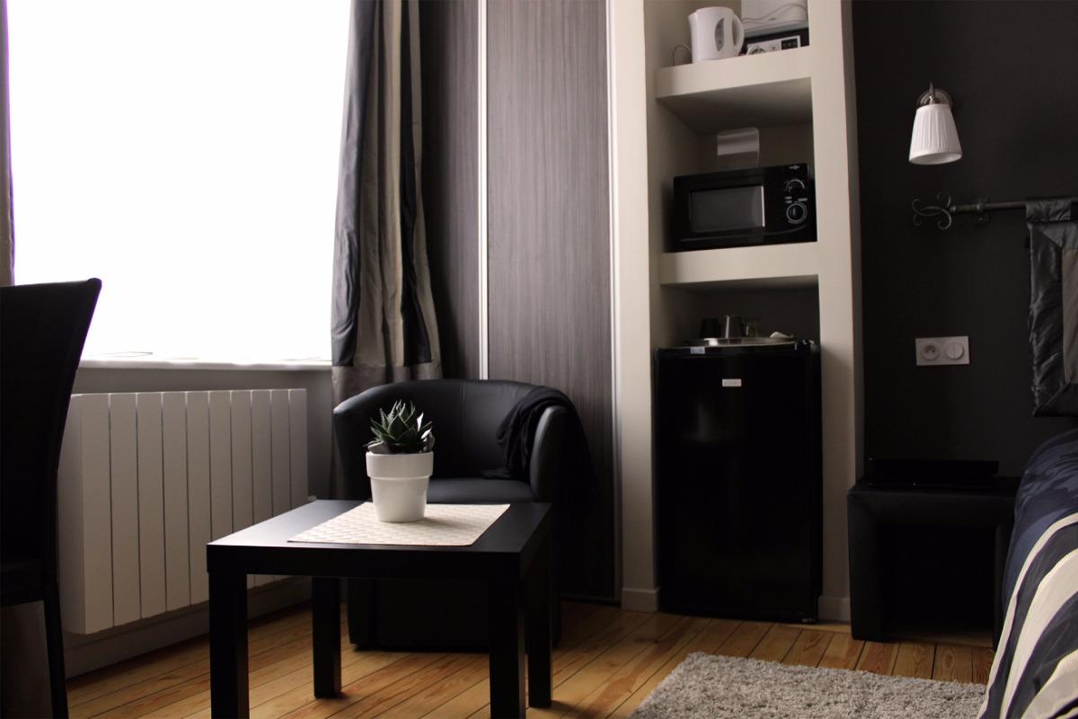 chambre - Chambre d'hôtes - Lens