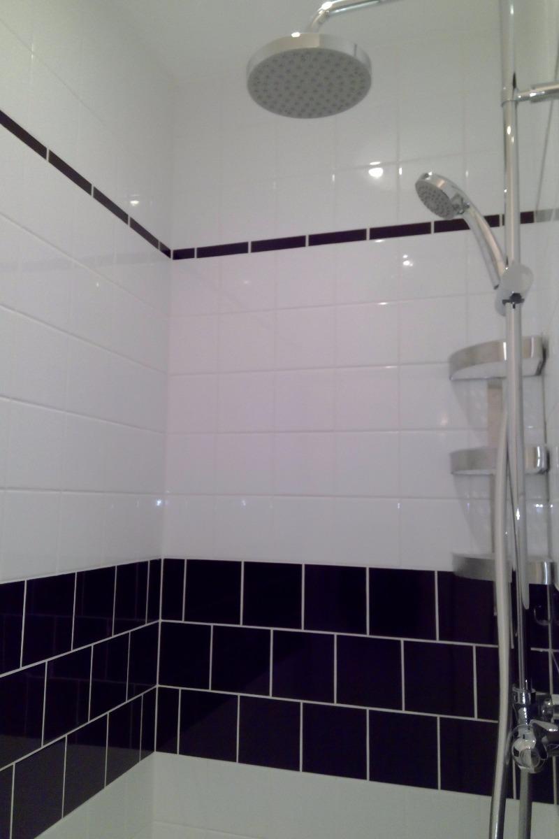 douche - Chambre d'hôtes - Lens
