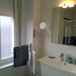 Salle de bain - Chambre d'hôtes - Lens
