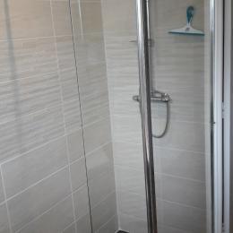 Salle d'eau etage - Location de vacances - Wimereux