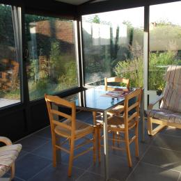 veranda - Location de vacances - Arques