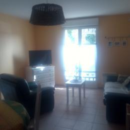 salon/salle à manger  - Location de vacances - Berck Sur Mer