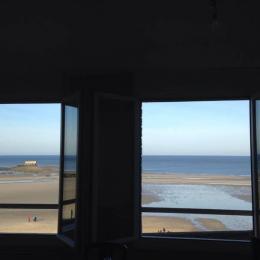 Séjour avec vue imprenable sur la Mer - Location de vacances - Le Portel