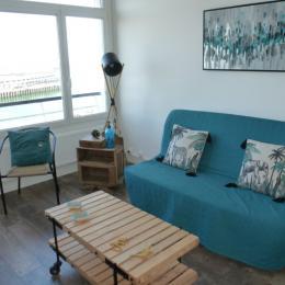 Salon - Location de vacances - Boulogne-sur-Mer