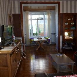 Salon - Séjour - Location de vacances - Wimereux