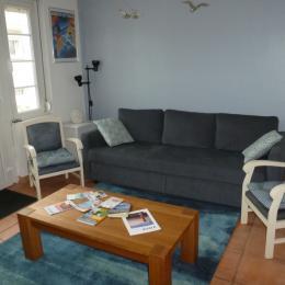 Salon - Location de vacances - Berck Sur Mer
