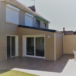 Terrasse - Location de vacances - Wimereux