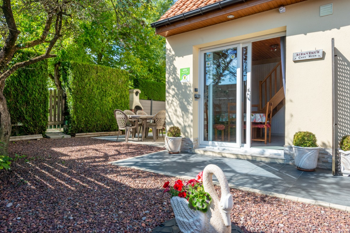 Salon - Location de vacances - Fiennes