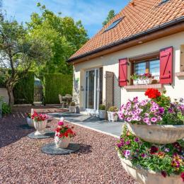 Gîte Les Geais - Location de vacances - Fiennes