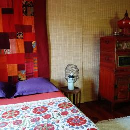 Chambre Chiang mai - Chambre d'hôtes - Clermont-Ferrand