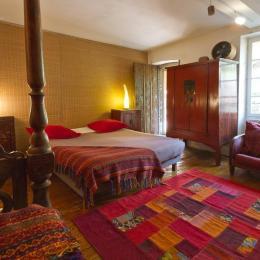 Chambre Phimai, la familiale - Chambre d'hôtes -