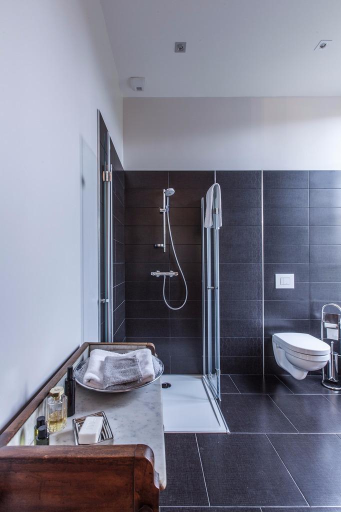 Salle de bain - Chambre d'hôtes - Lezoux