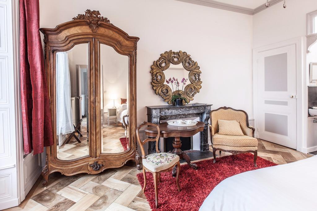 Suite romantique - Chambre d'hôtes - Lezoux