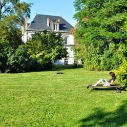 Parc arboré - Chambre d'hôtes - Lezoux