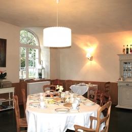 la salle à manger - Chambre d'hôtes - Lezoux