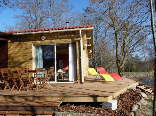 Le gîte de l'étang - Location de vacances - Loubeyrat