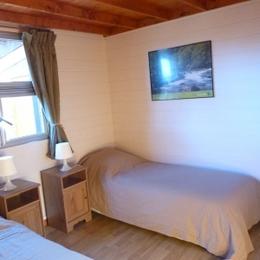 la deuxième chambre - Location de vacances - Loubeyrat