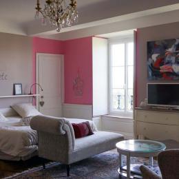 la chambre et caetera - Chambre d'hôte - Mirefleurs