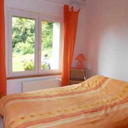 La chambre - Location de vacances - Gouttières