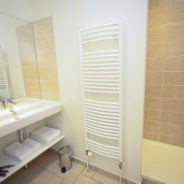 salle d'eau - Chambre d'hôtes - Combronde