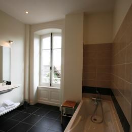Salle de bain - Chambre d'hôtes - Combronde