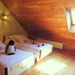 chambre 2 - Location de vacances - Saint-Julien-Puy-Lavèze