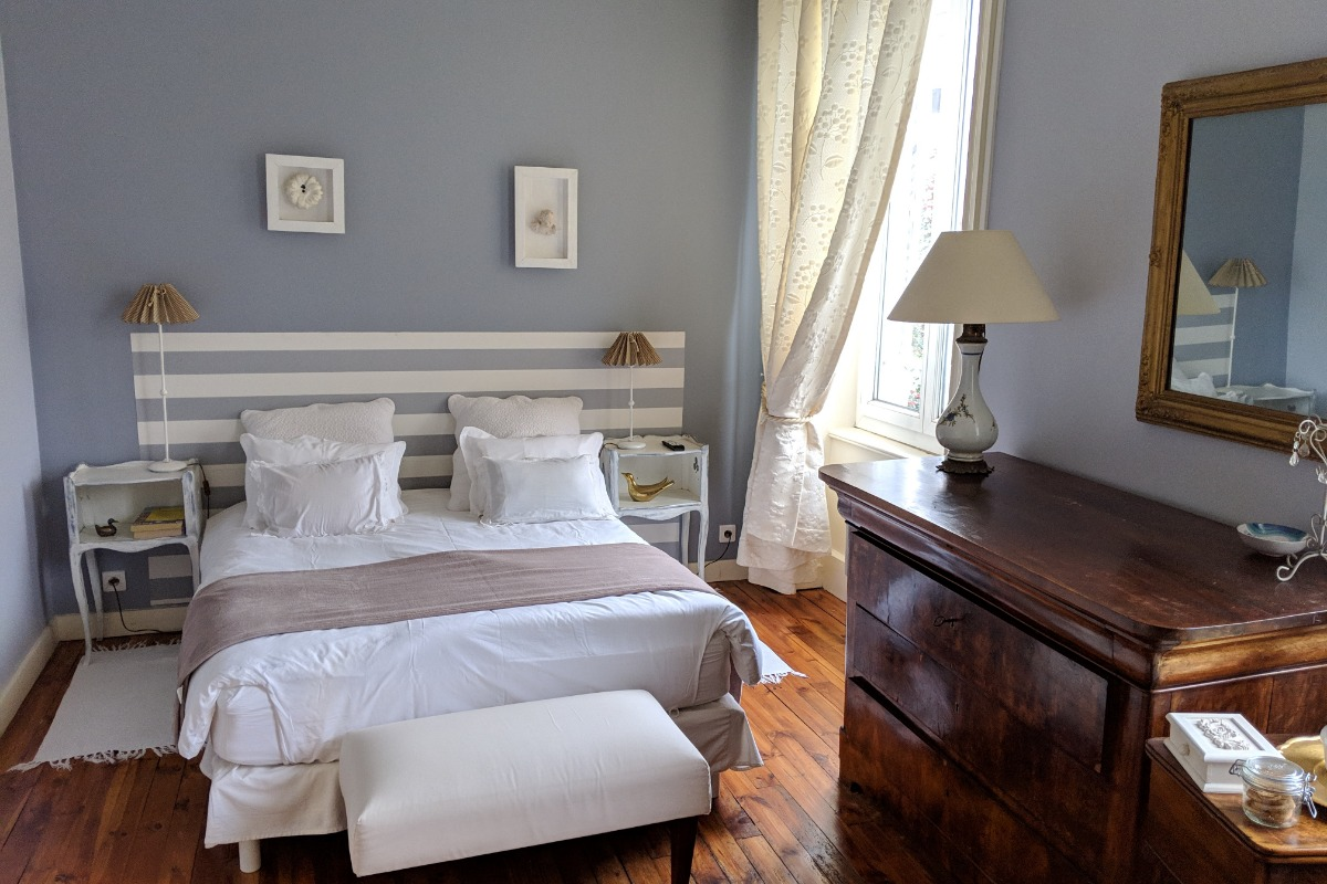 Chambre Lilas - Chambre d'hôtes - Royat