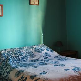 La Chambre du rez-de-chaussée - Location de vacances - Murat-le-Quaire