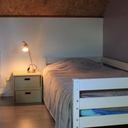 La Mezzanine - Location de vacances - Murat-le-Quaire