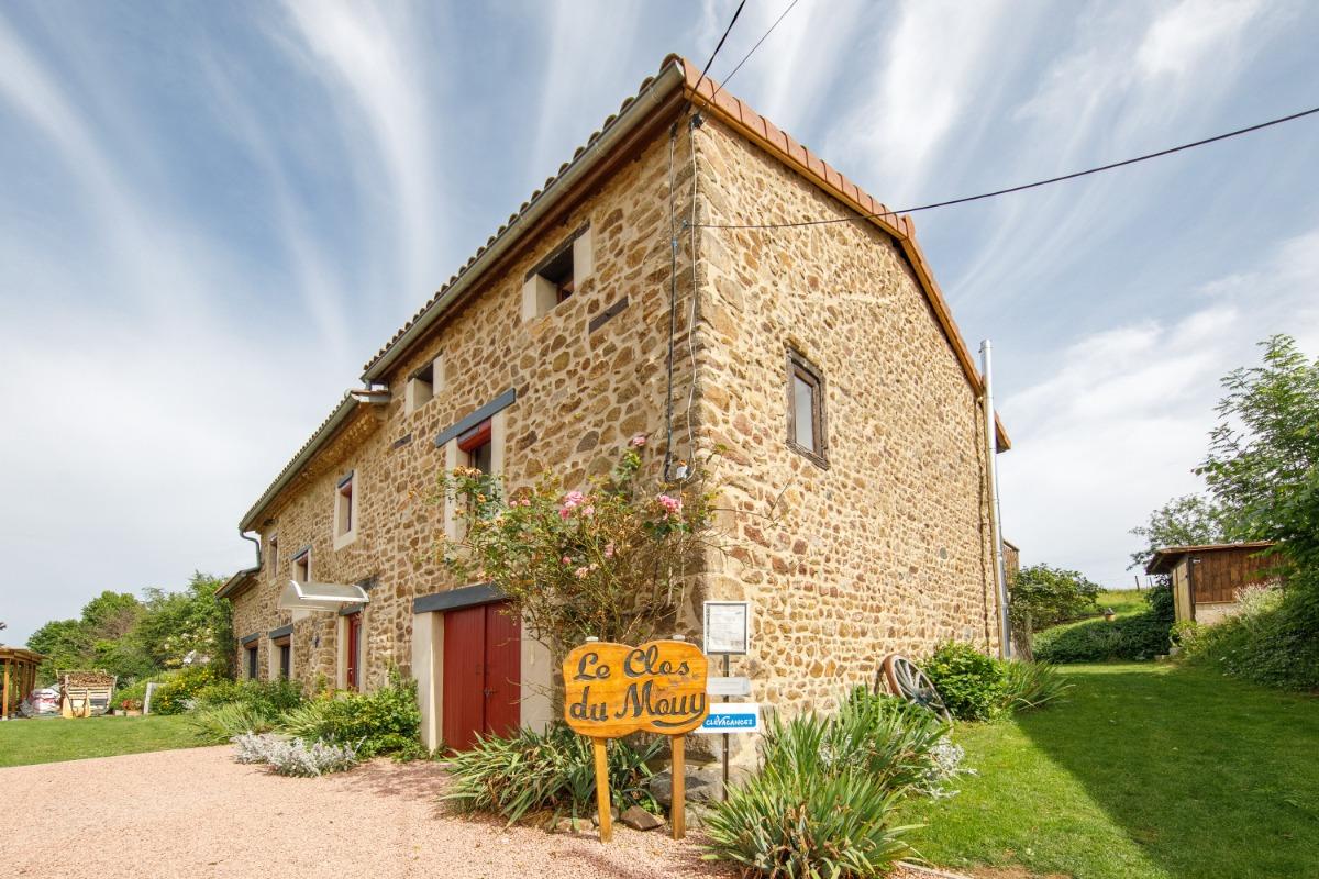 côté jardin - Chambre d'hôtes - Vernet-la-Varenne