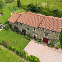 3e lit à l'étage pour 1 personne, adaptable en 2 personnes - Chambre d'hôtes - Vernet-la-Varenne
