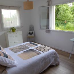 Chambre d'hôtes à Ceyrat, proximité parc des Volcans d'Auvergne et Clermont Ferrand - Chambre avec vue sur le jardin - Chambre d'hôte - Ceyrat