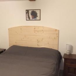 Chambre au RDC - Location de vacances - Anzat-le-Luguet