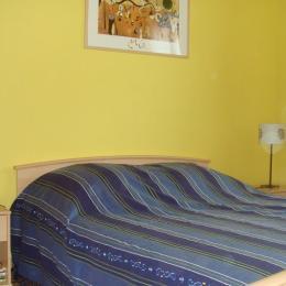 Chambre 1 - Location de vacances - Larodde