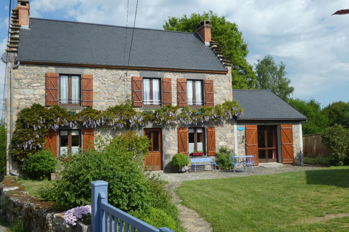Maison La Glycine - Location de vacances - Pouzol
