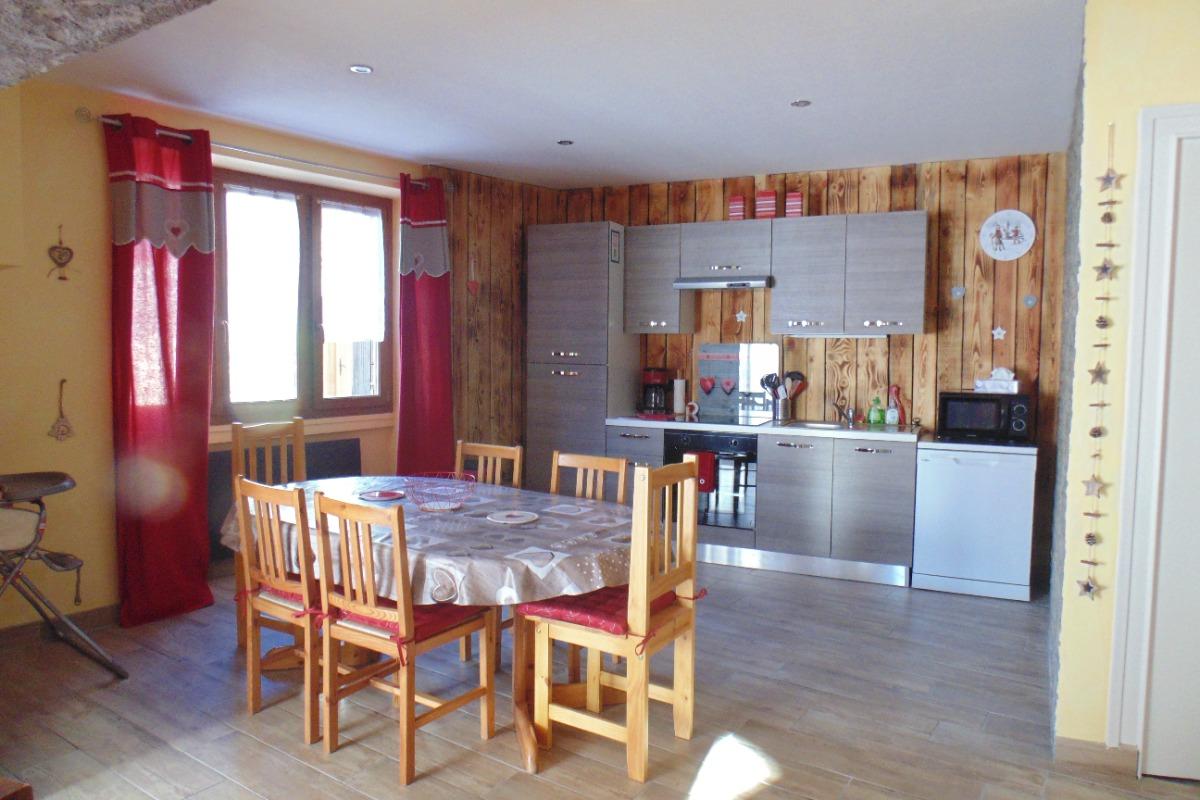 cuisine - Location de vacances - Saint-Nectaire