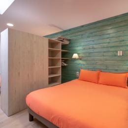 chambre 2 - Location de vacances - Volvic