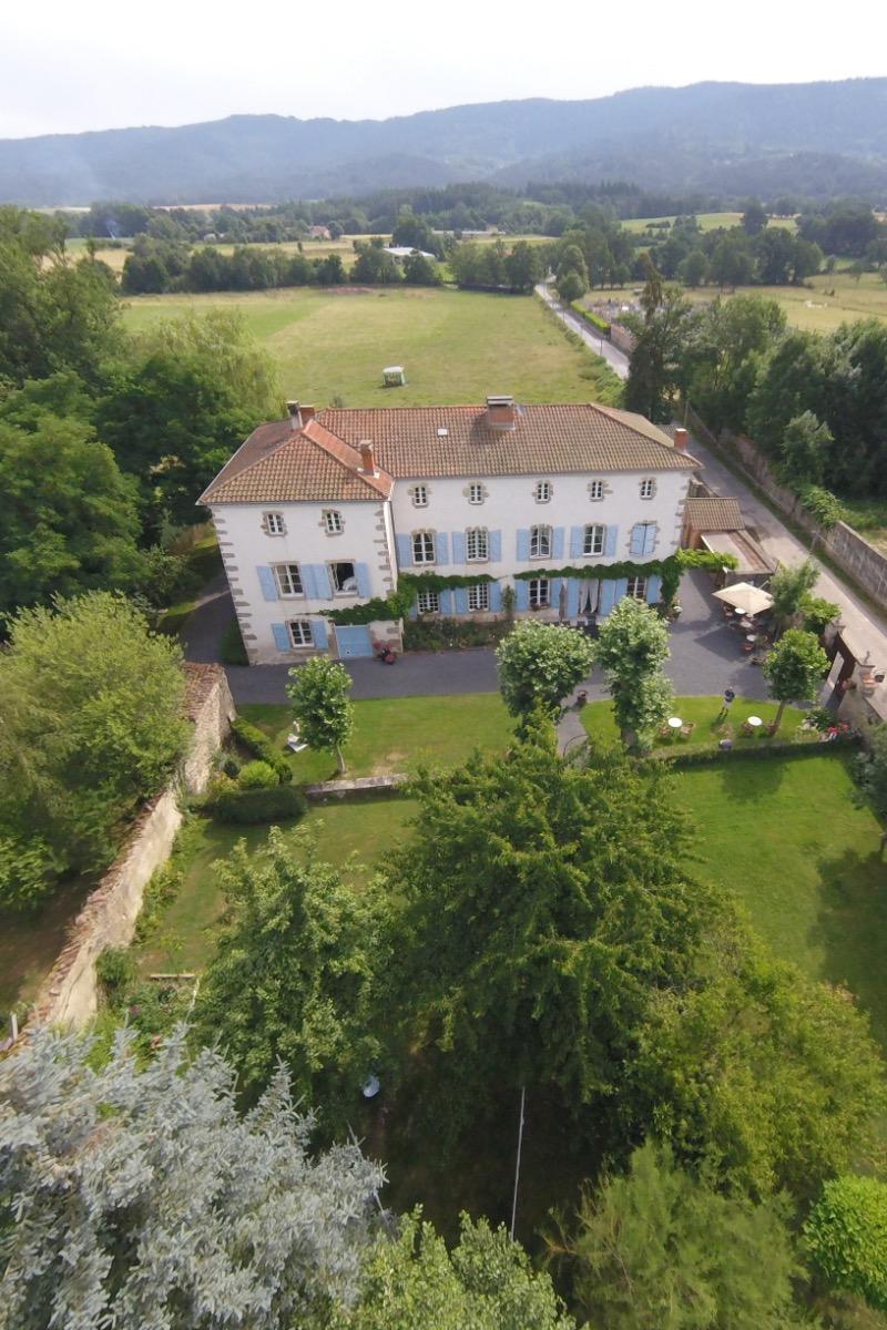 Domaine la Reveille - Chambre d'hôtes - Dore-l'Église