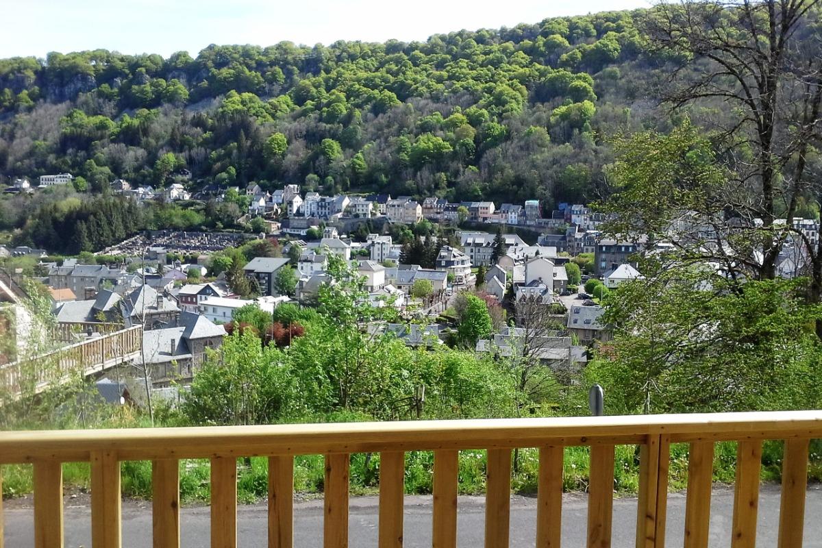 vue de face - Location de vacances - Mont-Dore