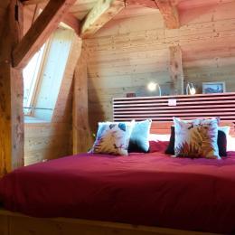 chambre étage  - Location de vacances - Mont-Dore
