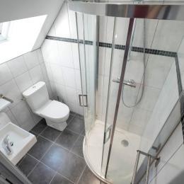 salle d'eau étage - Location de vacances - Mont-Dore
