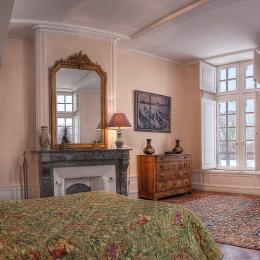 La chambre - Chambre d'hôtes - Sayat