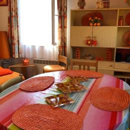Imaginez vos retrouvailles dans ce duplex aux couleurs gaies, ou choississez 1 tranquillité : tt est possible ! - Location de vacances - Mont-Dore