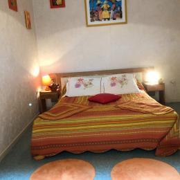 Nuit dans un lit de 140, linge de maison haut de gamme pour votre confort - Location de vacances - Mont-Dore