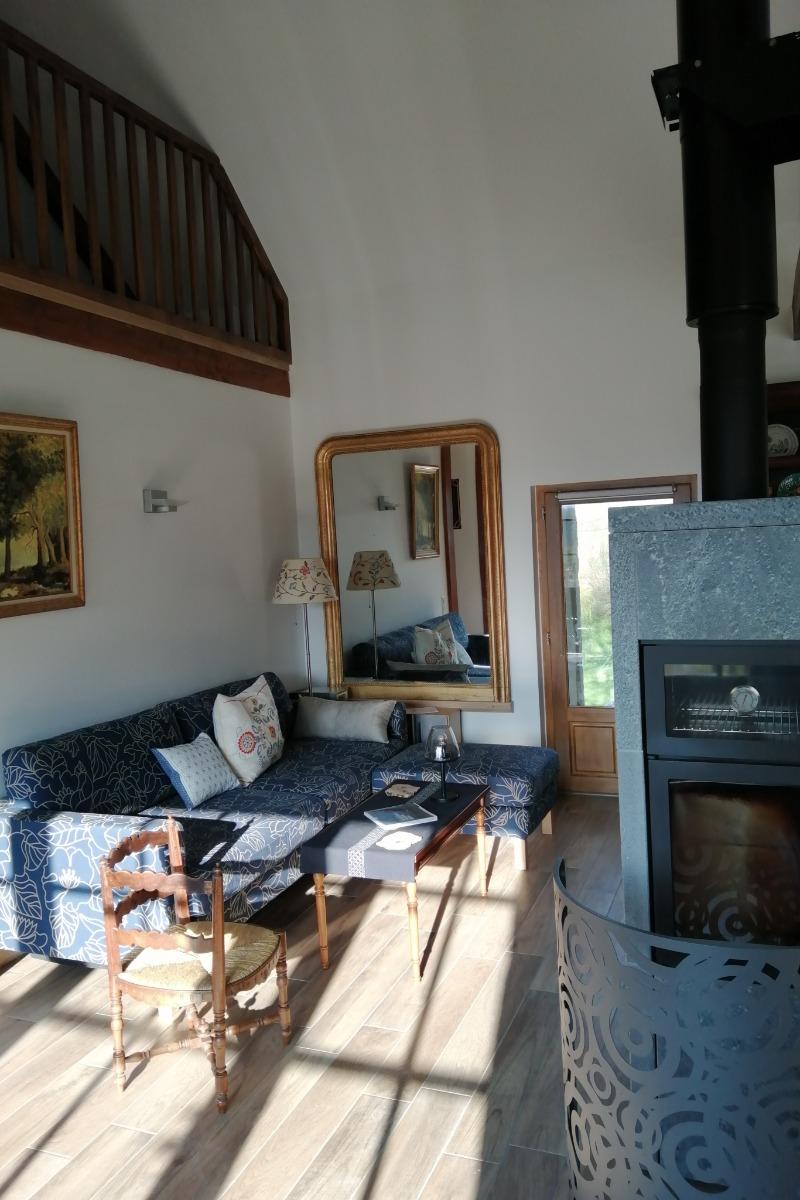 Bienvenue au Logis de l'Abeille Noire - Location de vacances - Condat-en-Combraille