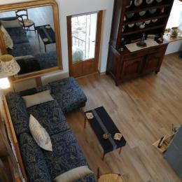 L'espace cuisine - Location de vacances - Condat-en-Combraille